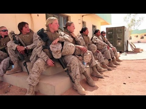The Truth about Women in Combat
