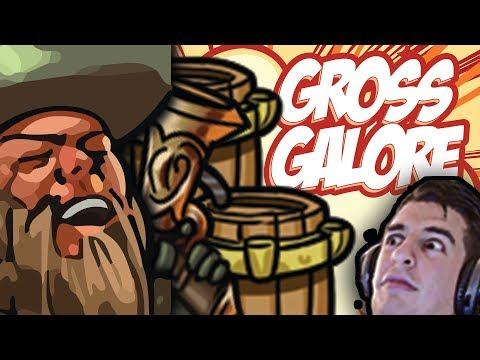 Tobias Fate - Gross Galore