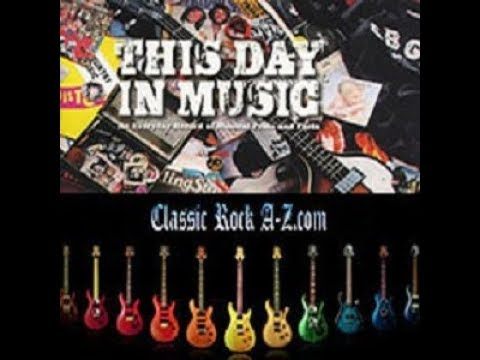 This Day In Music History August 18