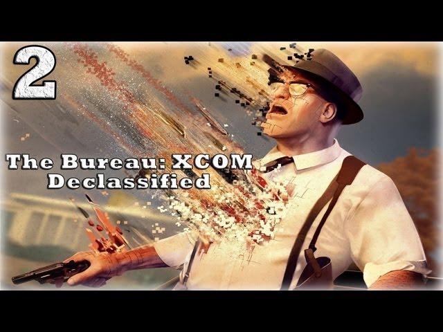 Смотреть прохождение игры The Bureau: XCOM Declassified. Серия 2 - Давай взорвем их!