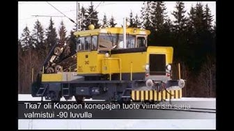 VR Kuopion konepaja
