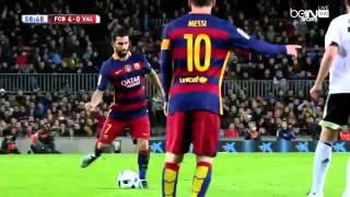 Fc Barcelona vs Valencia 7-0 (Arabic Commentary)