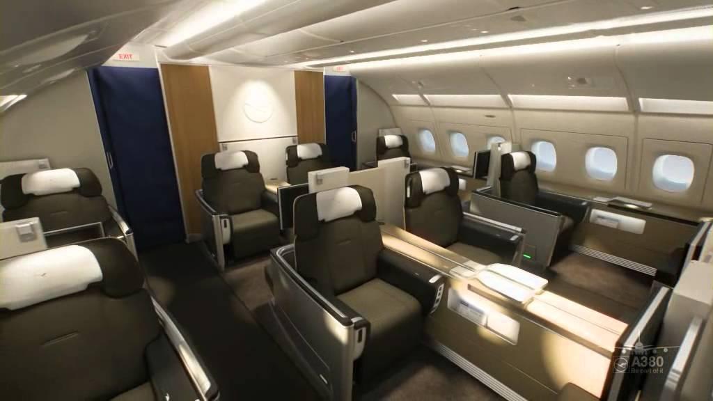 eminem a380 airbus interior - photo #36