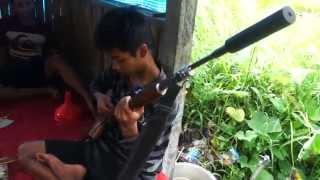 Hunting in Bali