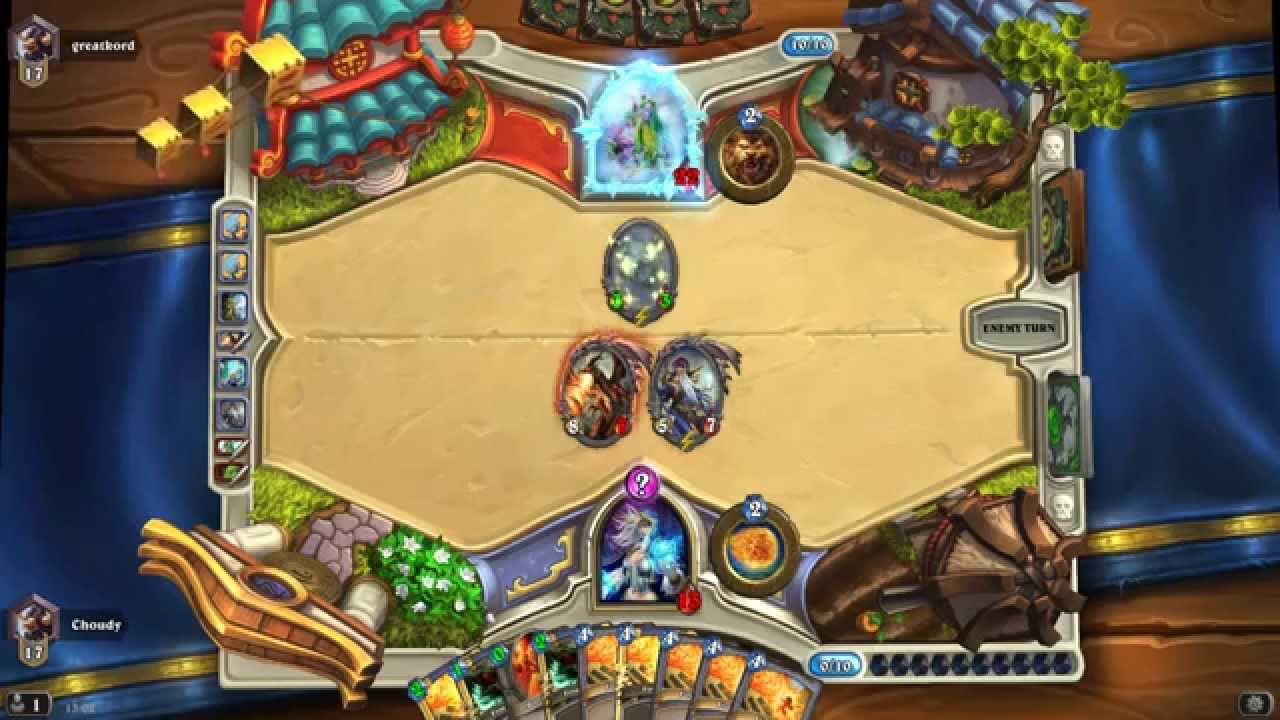 hearthstone how to play freeze mage