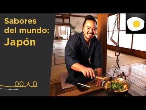 Descubre Sabores del mundo: Japón | Canal Cocina - YouTube