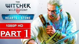 The Witcher 3 Hearts Of Stone Gameplay Walkthrough Part 1 [1080p HD] - No Commentary