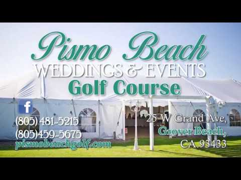 Pismo Beach Golf Course Wedding Events