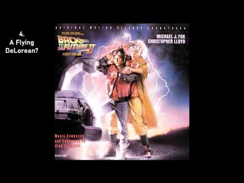 Back to the Future Part II (Original Motion Picture Soundtrack) (1989) [Full Album]
