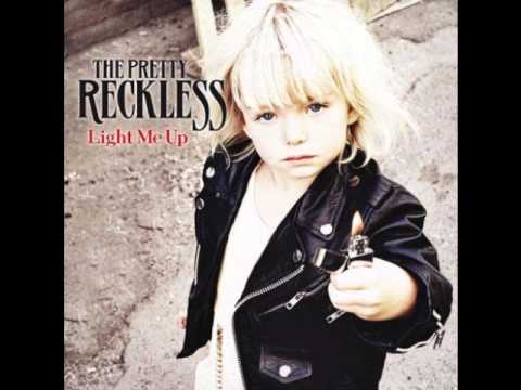 The pretty reckless nothing left to lose ноты для фортепиано.