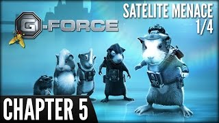 G-Force (PS3) -  Chapter 5: Satelite Menace (1/4)