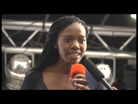 Franco Actu: Miss Congo SA- Knock Out