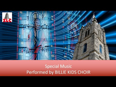 Worship Music - Billie Kids Choir - Jesus Loves Me and He Has the Whole World In His Hands