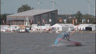 EFPT Surf Worldcup 2018 - Day 1