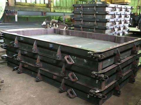 Форма для дорожной плиты 2П.30.18