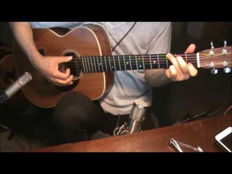Clay Pigeons-John Prine (originally Blaze Foley)-fingerpicking chords- cover