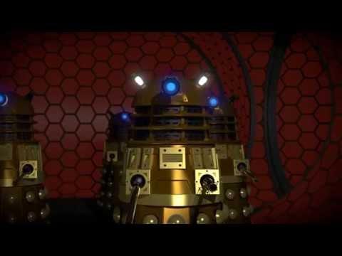 Doctor Who: Genesis of the Daleks - Davros Final Scene Recreation
