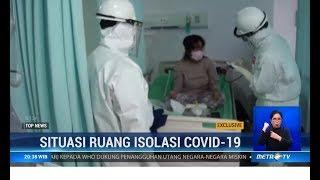 Eksklusif! Situasi Ruang Isolasi Pasien Covid-19 di RSUD Kota Bekasi