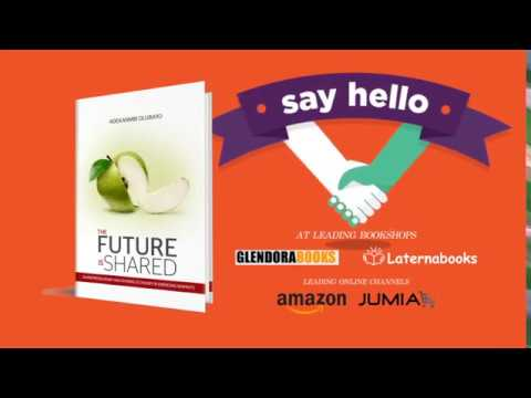 Sharing Economy Book, The Future Is Shared by Bayo Adekanmbi