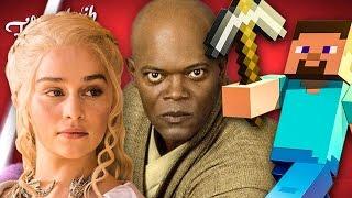 GAME OF THRONES Staffel 7 Infos?!   MACE WINDU lebt?!   MINECRAFT-Film!   FILM NEWS