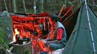 私は森に住んでいる ドキュメンタリー 野生で生き残る [森林浴]