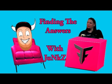 Finding the Answer with JuNkZ (Q&A)