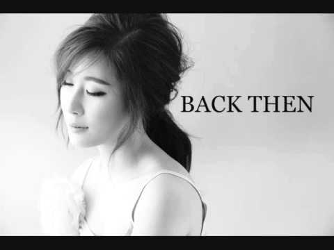 Zhang Liyin (張力尹/장리인) - 那些年 (Back Then) [Lyrics]