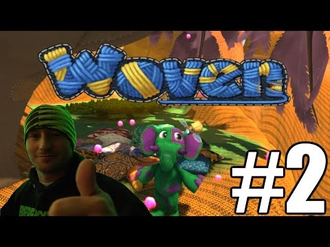 Woven Gameplay Playthrough #2 - I Have Fashion Says the Snake (PC)