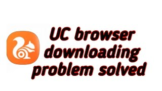 How to solve UC browser downloading problems screenshot 5