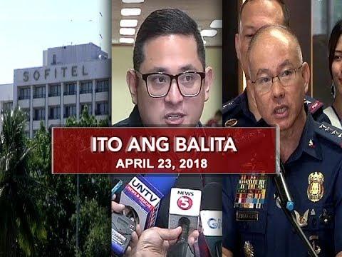 UNTV: Ito  Ang Balita  (April 23, 2018)