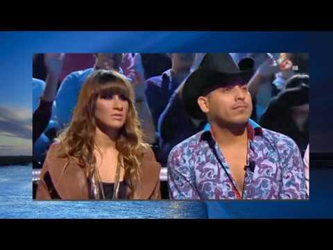 Batalla- Giselle VS Luja Duhart- Aqui estoy yo- La Voz Mexico 2
