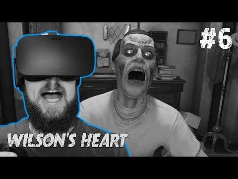 SAY AHHHHH!! Wilson's Heart VR Oculus Rift & Oculus Touch Gameplay - Episode #6