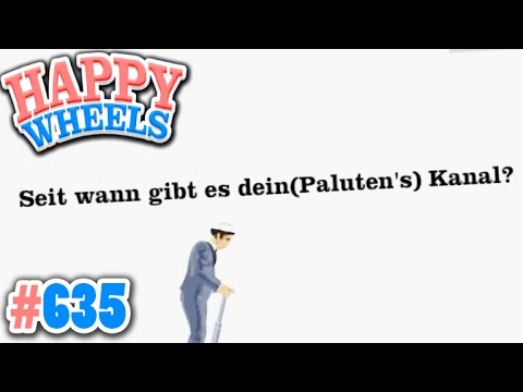 seit wann gibt es den kanal paluten happy wheels 635 youtube. Black Bedroom Furniture Sets. Home Design Ideas