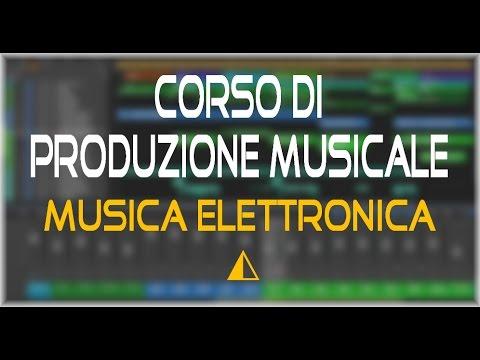 Corso di Produzione Musicale - Musica Elettronica