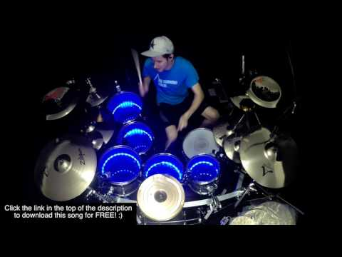 Your Kingdom - Drum Cover - Blake Goss (FREE DOWNLOAD!)