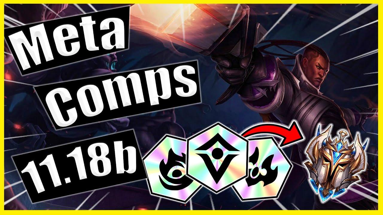 TFT Parche 20.20b Mejores Composiciones   Guia de TFT Set 20.20   Teamfight  Tactics Challenger 20.20