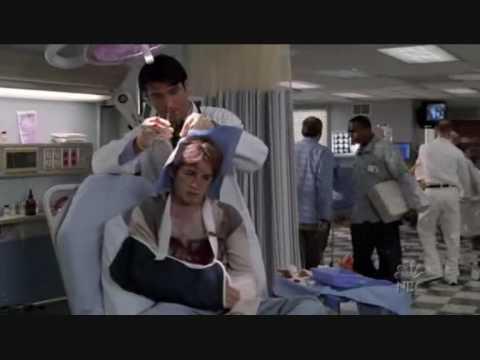 Michael Angarano in ER