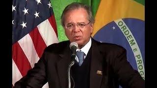 DALLAS: Fala-Bomba de Guedes ocultada nas TVs! BB com Bank of America? Gás 50% off??