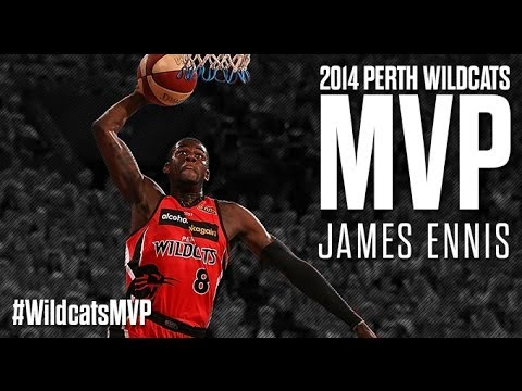 Perth Wildcats - James Ennis MVP 2014 on YouTube
