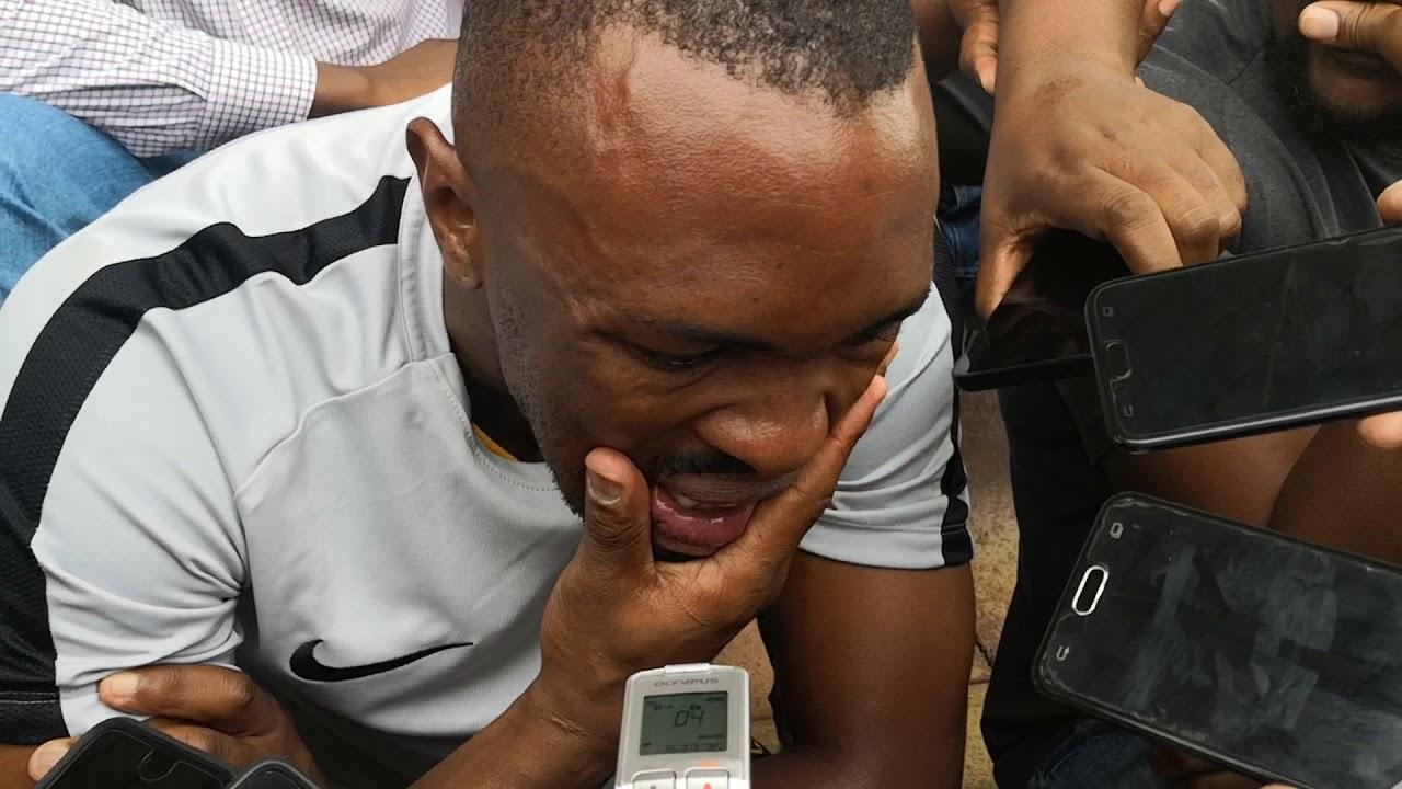 Soweto Derby 2019: Kaizer Chiefs' Parker Soweto Derby Build-up 05/02/2019