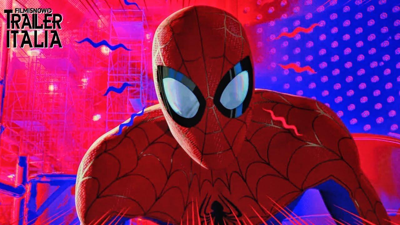 Spider man un nuovo universo trailer italiano del