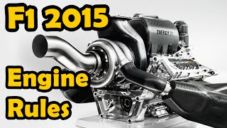 Lets Talk F1 2015: Engine Rules (In-Season Development & Honda)