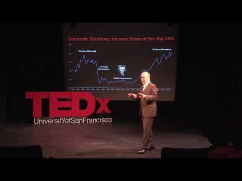 The Bifurcated Economy | Steve Kraus | TEDxUniversityOfSanFrancisco