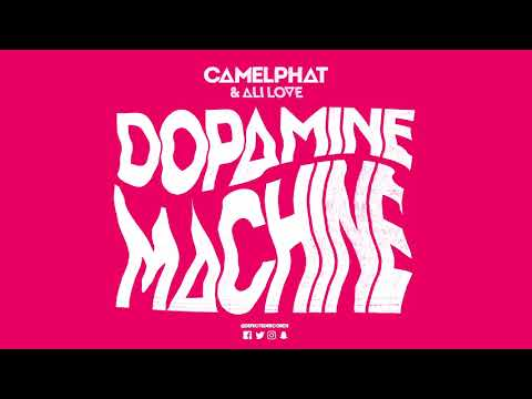 CamelPhat & Ali Love 'Dopamine Machine' (Club Mix)