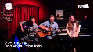 SESSION: Drown in Eternity - Paper Weight - Joshua Radin