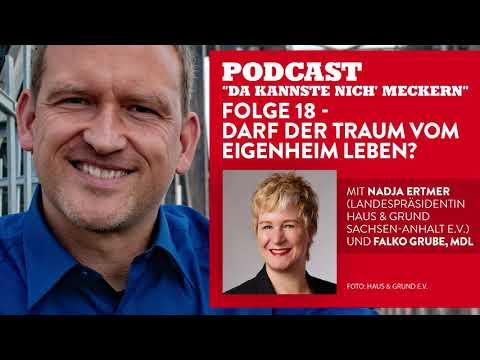 """Podcast """"Da kannste nich´ meckern..."""" - Folge 18 - Darf der Traum vom Eigenheim leben?"""