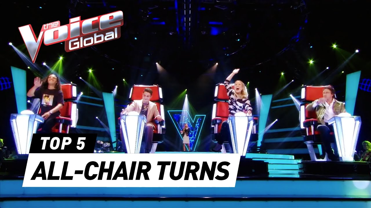 Download INSTANT ALL-CHAIR TURNS in The Voice Kids