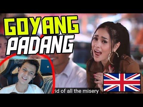 *REACTION* GOYANG NASI PADANG - Duo Anggrek (Goyang Nasi Padang English Reaction)