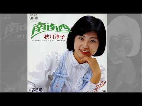 秋川淳子 「南南西」