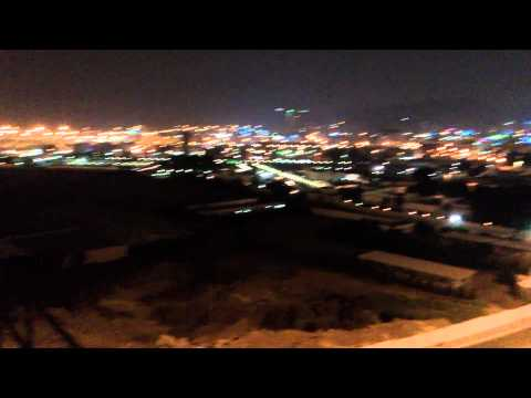 Sony Xperia ion (LT28h) 1080p Full HD camera (Night time)